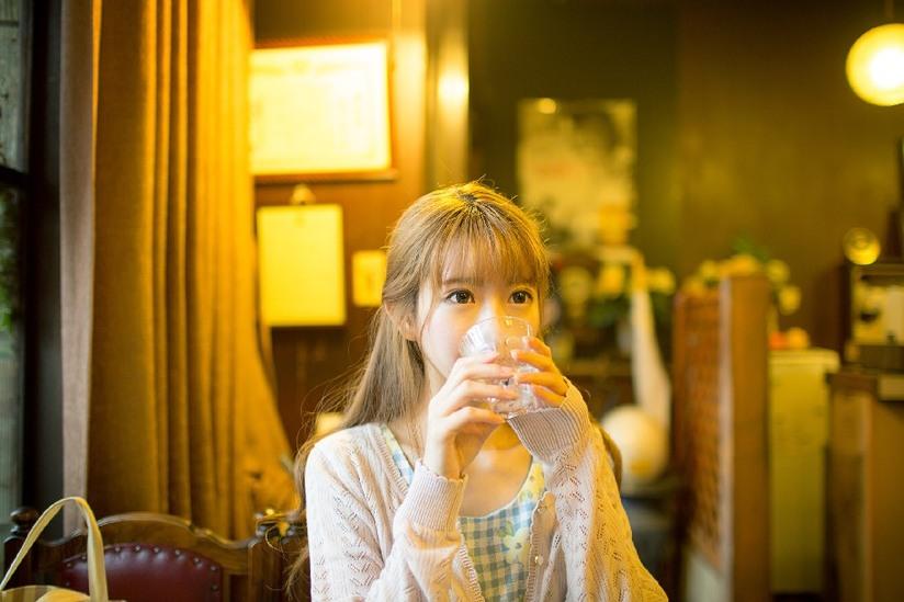 韩国美少女Yurisaが日本で撮影した写真 jpxin
