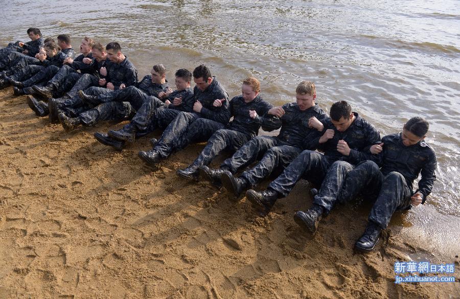 海の試練 米海軍兵学校の軍事訓...