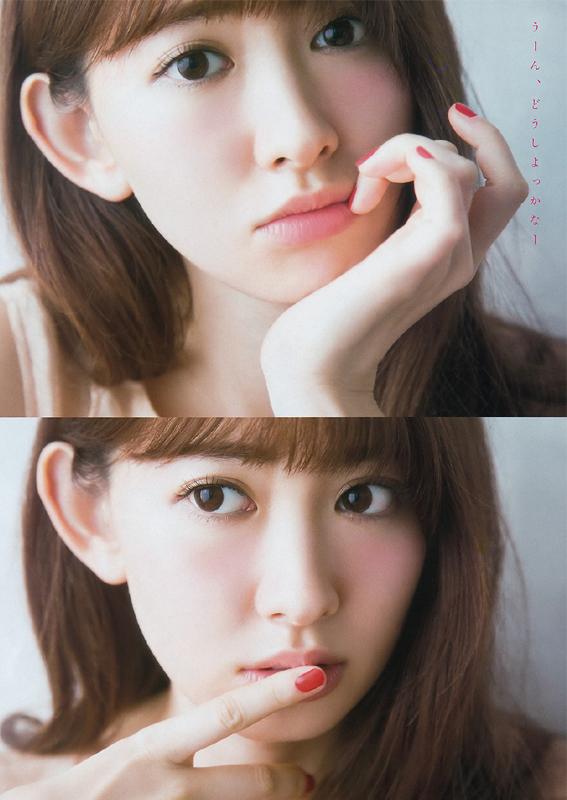 AKB48の一番の美女 小嶋阳菜 新华网日本语