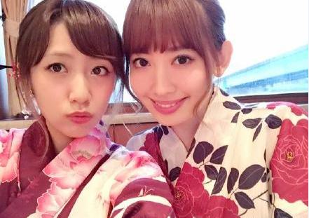 AKB48が浴衣公开を写真本当の浴衣美人は谁漫画图片莉丝莉图片