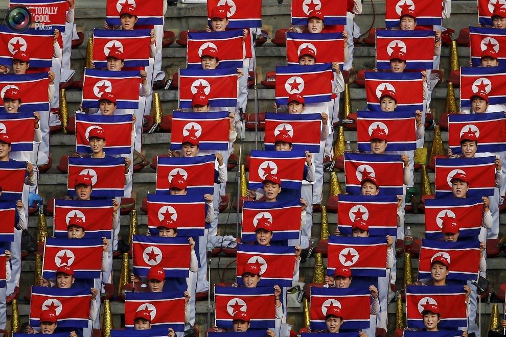 朝鮮浮華背後的真實面容