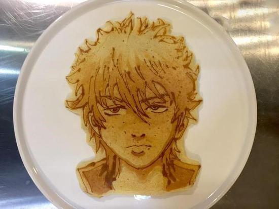你舍得吃嗎? 大師級動漫人物煎餅制作