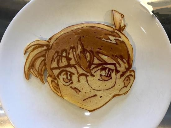 你舍得吃嗎? 大師級動漫人物煎餅制作【8】