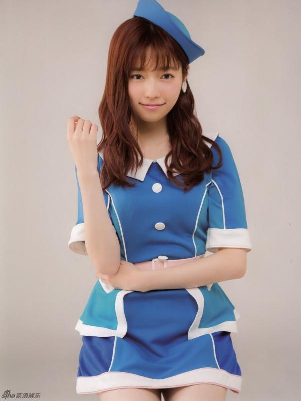 島崎遥香 制服