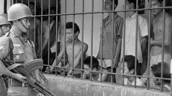 インドネシアによる華人虐殺事件...
