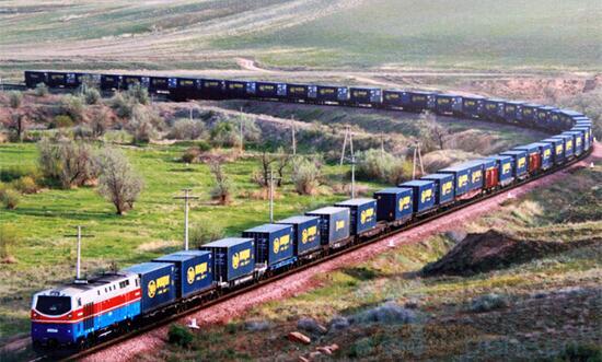 中国と欧州を结ぶ货物列车「中欧班列」、运行