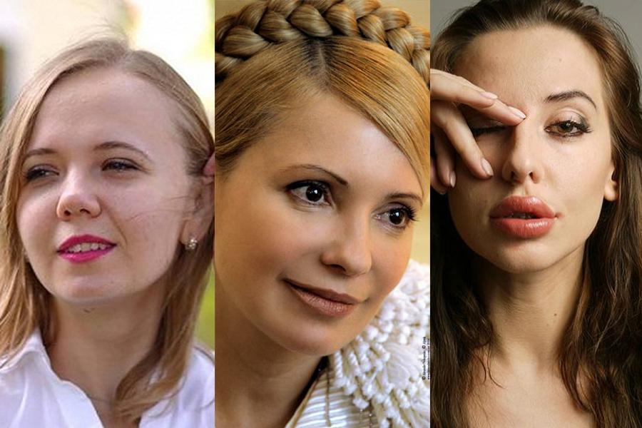 ウクライナの90年代生まれ美人閣...