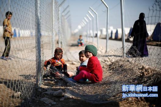 国連、戦乱の影響からの子どもたち保護を呼びかけ