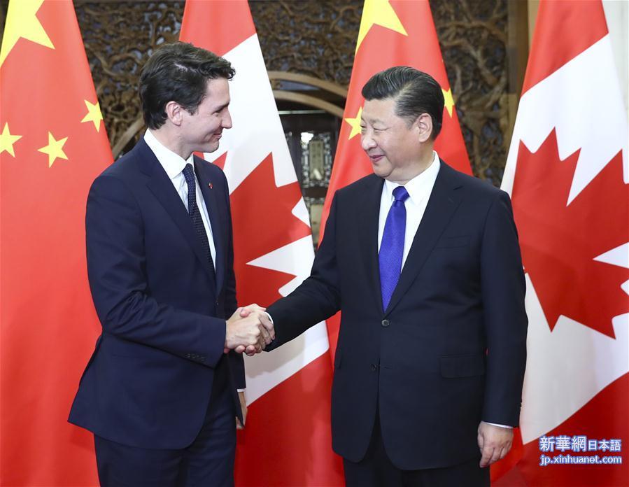 カナダ トルドー 首相