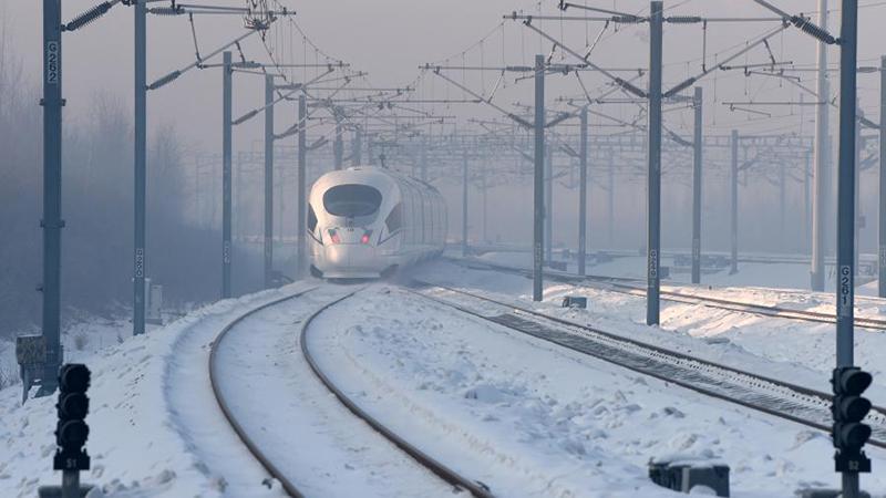 北京-ハルビン高速鉄道が全線開通 4時間52分で結ぶ
