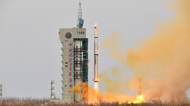 中国、リモートセンシング衛星「遥感31号03」打ち上げに成功