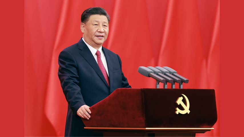 「七一勲章」授与式、北京で盛大に開催