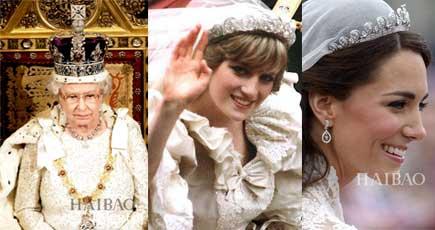 イギリス王室の女王、王妃たちの...