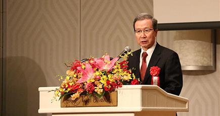 大阪で中日関係改善呼びかける大会 程永華、二階俊博両氏が出席