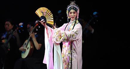 「魅力的な中国」全米ツアー、ロサンゼルスで公演