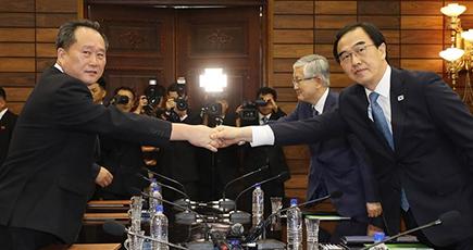 新華国際時評:平壌会談は半島情勢緩和推進の新たな機会