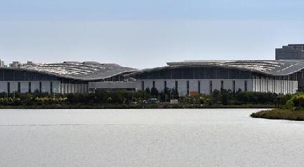 会場は準備万端 夏季ダボス会議、18日から 天津市