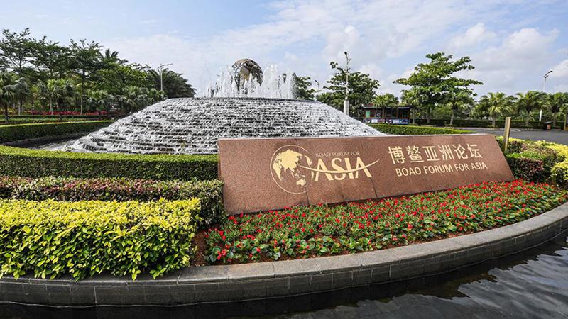 ボアオ・アジアフォーラムの開催地を訪ねて 海南省博鰲鎮